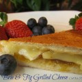 Brie & Fig Grilled Cheese