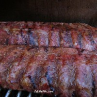 Short-cut Baby Back Ribs