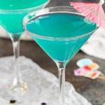 Memphis Blues martini