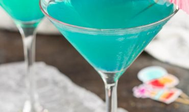 Memphis Blues Martini from The Peabody