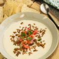 Spicy Chorizo Queso