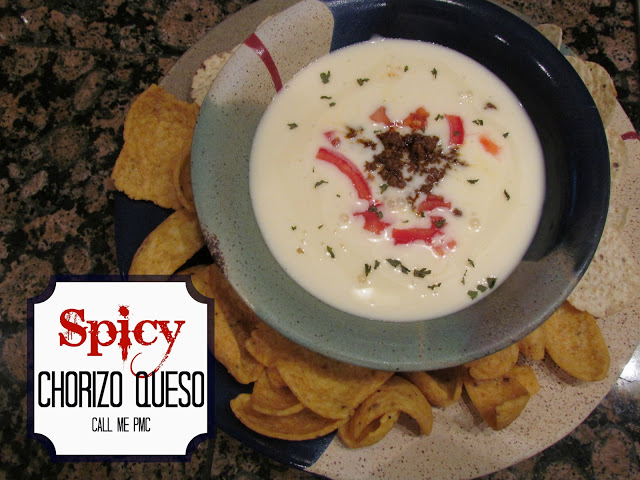chorizo queso- 76 Sinfully Spicy Recipes!