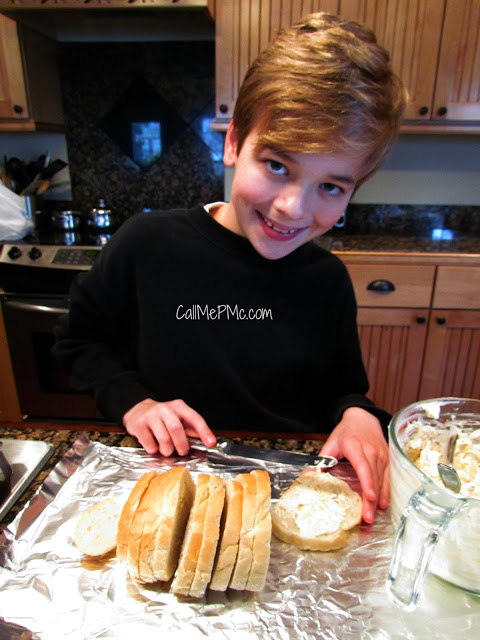 Family Fun Cheese Bread #callmepmc www.callmepmc.com