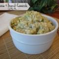 Quinoa & Broccoli Casserole