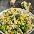 Easy Healthy Pasta and Veggies