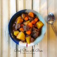 beef-stew-with-beer #callmepmc