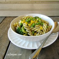easy-pasta-vegetable-recipe #callmepmc