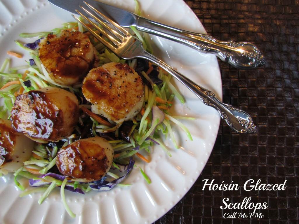 Delicious and Nutritious Sea Scallops #callmepmc