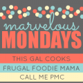 Marvelous Monday 5-12-13 / Call Me PMc