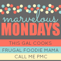Marvelous Mondays ~ Link Party and Features 7-14-13