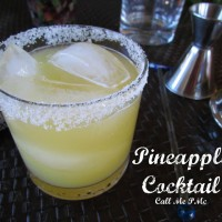 Pineapple Cocktail from Call Me PMc