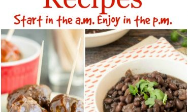 19+ SLOW COOKER RECIPES