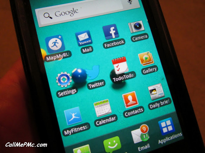 How to Change your Gmail password on your Android phone www.callmepmc.com #callmepmc