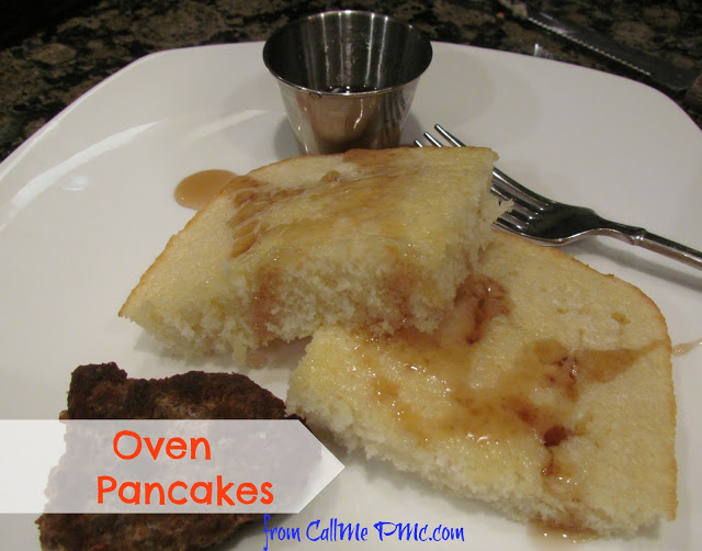 Oven Pancakes