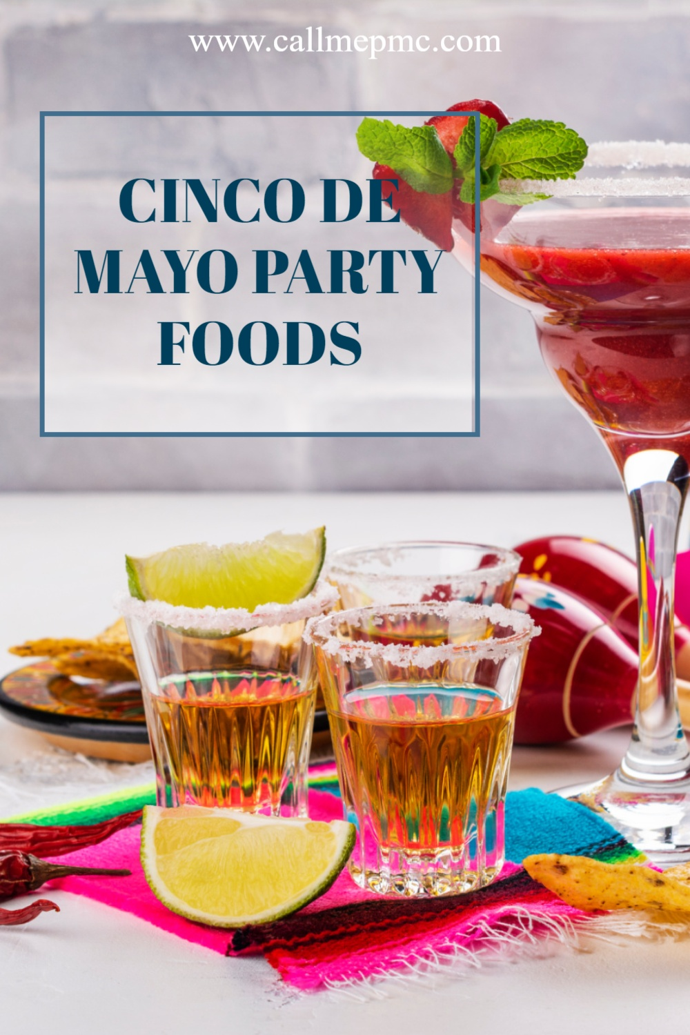 Cinco De Mayo Party Foods, some of our favorite Mexican recipes including tacos, side dishes, appetizers, & cocktails. #TexMex #recipes #holidays #party #partyfood #cincodemayorecipes #cincodemayo