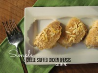 Cheese Stuffed Chicken Breasts #cheese #chicken #callmepmc