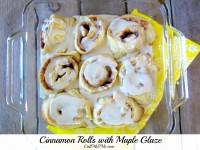 Cinnamon-rolls-with-maple-glaze