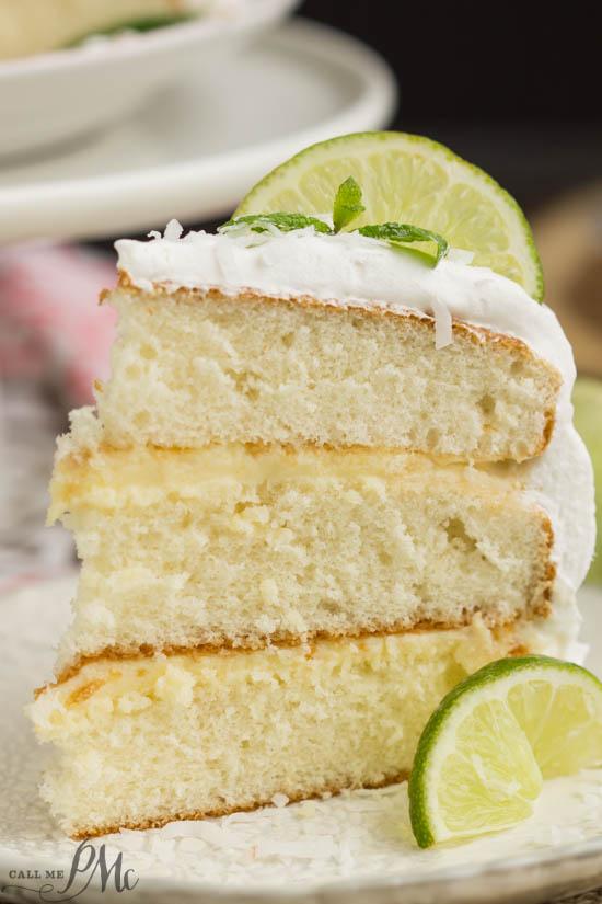 Lime-Coconut Cream Pie