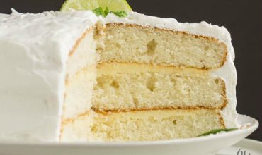 Lime & Coconut Icebox Cake with Fresh Whipped Cream