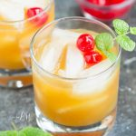 Woodland Punch a delicious and simple cocktail recipe inspired by a trip to New Orleans to the Woodland Plantation. Woodland Punch cocktail recipe is a delectable mixture of primarily Southern Comfort whiskey and pineapple juice.