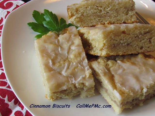Cinnamon Biscuits #breakfast #callmepmc