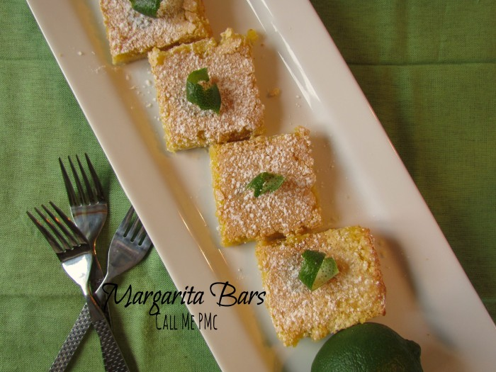 Margarita Bars at Call Me PMc #spikedchallenge #callmepmc #dessert