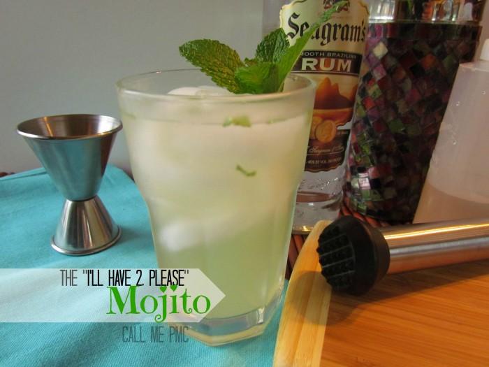 Traditional Mojito #mojito #cocktails #callmepmc