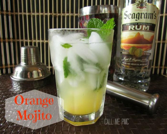 Orange Mojito #callmcpme https://www.callmepmc.com/2013/05/orange-mojito-call-me-pmc/
