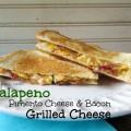 Grilled Cheese – Jalapeno Pimento Cheese with Bacon
