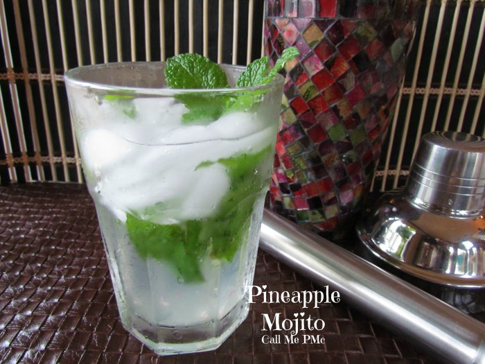 Coconut Mojito - . A tropical version of a popular Summer drink. I'll show you how to make my refreshing Coconut Mojito. It's like vacation in a glass! #mojito #cocktail #callmepmc