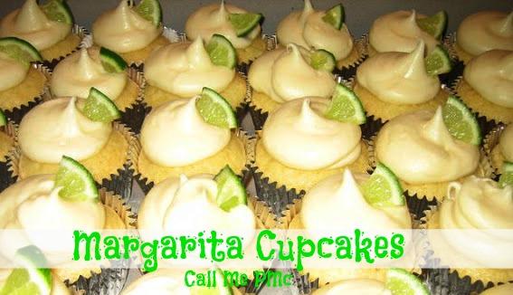 Margarita cupcakes #cupcakes #margarita