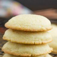 Scratch-made Easy Sugar Cookies