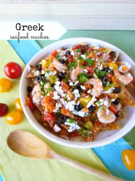 greek seafood nachos www.callmepmc.com