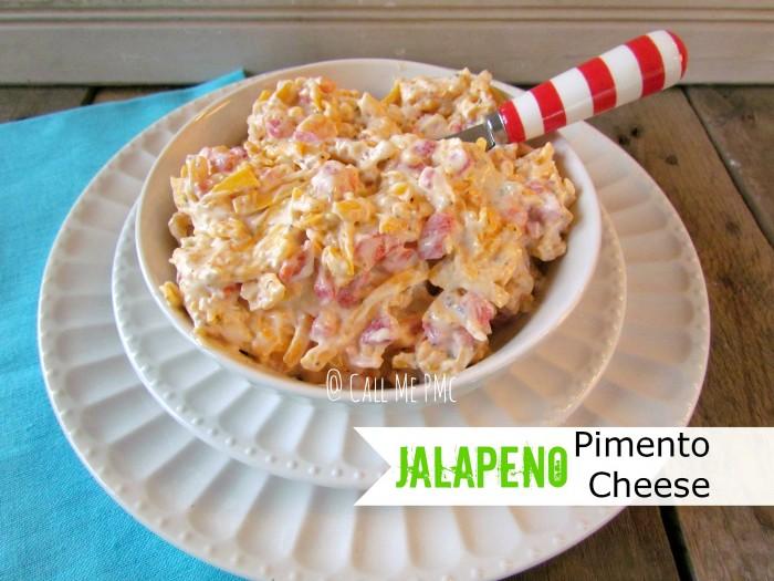 Jalapeno Pimento Cheese #pimentocheese #dip #cheesappertizer