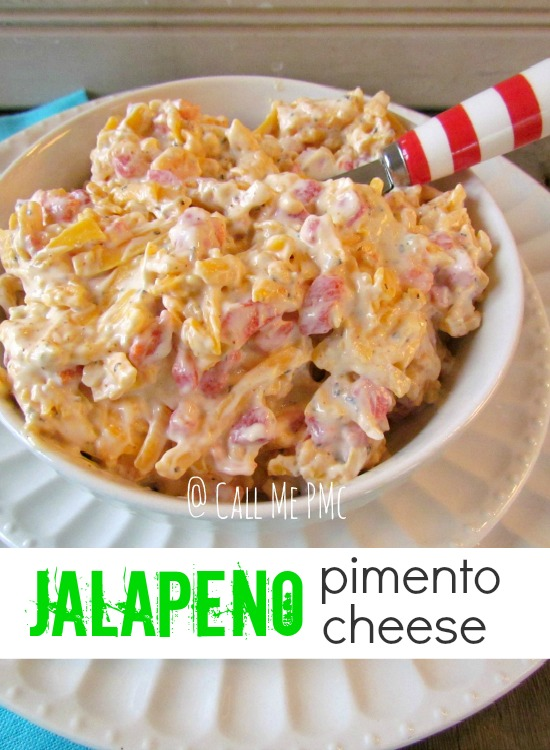 Easy Jalapeo Pimento Cheese recipe