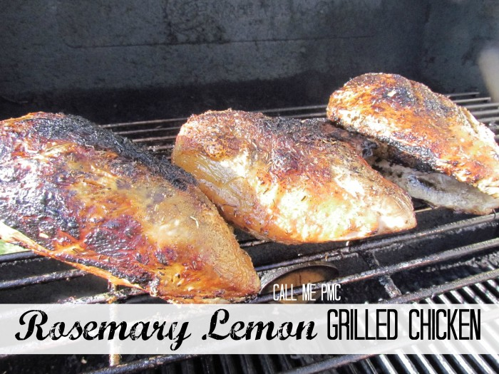 Citrus Marinated Grilled Chicken » Call Me PMc