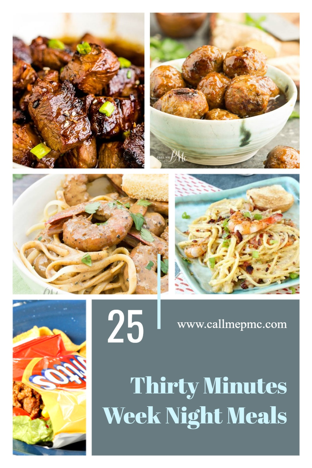 Try one of these savory 30 minute dinner recipes. Get a savory, hearty meal on the table in a flash. Easy 30 minute meals to the rescue!