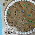 Giant M&M Cookie and All You Magazine