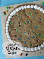M&M's Cookie www.callmepmc.com
