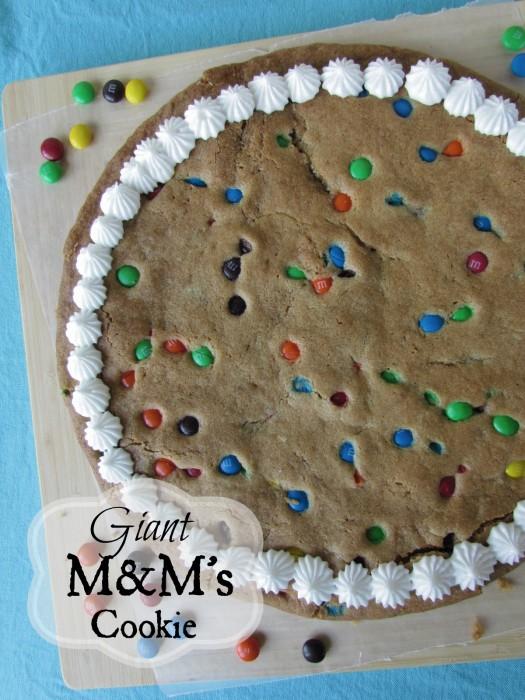 M&M's Cookie www.callmepmc.com #callmepmc #M&M's