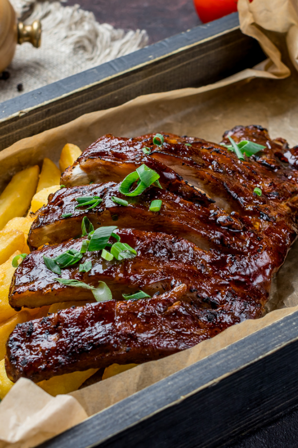 Slow Cooker Spicy Sweet Country-style Ribs