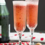 Refreshing Strawberry Fizz Cocktail contains the sweet and fruity tang of strawberry puree mixed with the sparkling wine. It's a winning mimosa recipe. These are a refreshing twist on the classic mimosa. Perfect for your next brunch.