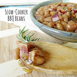 Slow-Cooker BBQ Beans