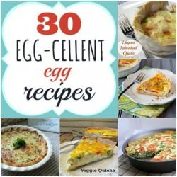 Egg-cellent Egg-travaganza!! {Egg Roundup}