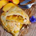 Three Ingredient Fresh Peach Hand Pies