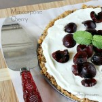 Mascarpone Cherry Tart