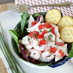 Shrimp Crab Salad