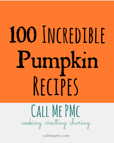 100 Incredible Pumpkin recipes