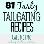 81 tailgating recipes