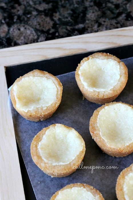 Cheesecake Cookie Cups #callmepmc
